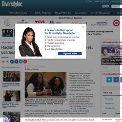 Racism at Elite High Schools: Social Media Exposes, Leadership Fails