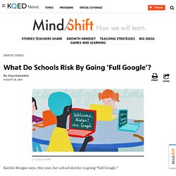 What Do Schools Risk By Going 'Full Google'?