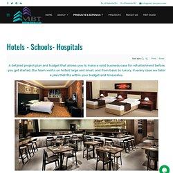 MBT - Hotels - Schools- Hospitals Interior by MBT
