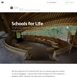 Schools for Life