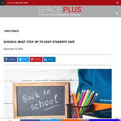 Schools Must Step Up to Keep Students Safe