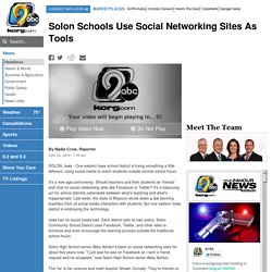 Example of Social Media Being Used While Not Enhancing the Learning Process