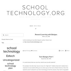 SchoolTechnology.org | Tech Integration Ideas for Elementary Schools