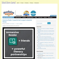Immersive Reader: A powerful tool to support schoolwide literacy - NeverEndingSearch