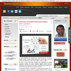 Schoolzania: social network gratuito per la didattica