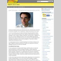 Josef Schovanec : le représentant des personnes autistes