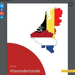 Het Nederlands van Nederland en dat van Vlaanderen hebben een haat-liefde-verhouding.
