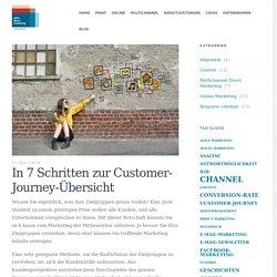 In 7 Schritten zur Customer-Journey-Übersicht