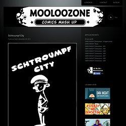 Mooloozone – Comics Mash-Up