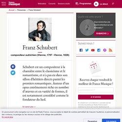 Franz Schubert - France Musique