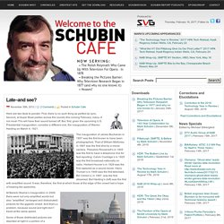 Schubin Cafe » All-Mobile Video