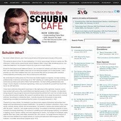 Schubin Cafe » Schubin Who?
