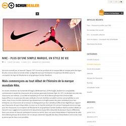 L'histoire de la marque mondiale Nike - Schuhdealer BlogSchuhdealer Blog