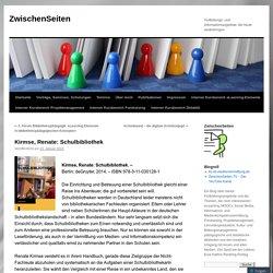 Kirmse, Renate: Schulbibliothek