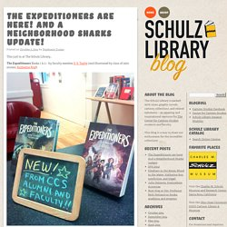 Schulz Library Blog