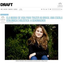 Escola Schumacher Brasil: educação holística