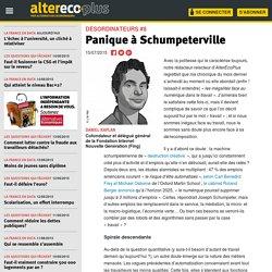 Panique à Schumpeterville