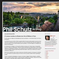 Phil Schutz - blog: 27 photos insolites du Musée des Arts et Métiers à Paris