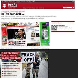 Schwedischer Zeitungsmarkt schrumpft: In The Year 2025 …