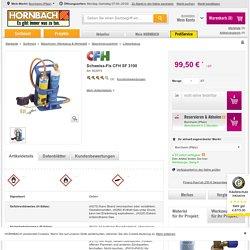 Schweiss-Fix CFH SF 3100 bei HORNBACH kaufen