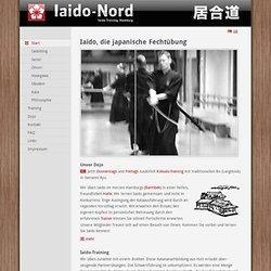 Iaido -> sword fighting art of Muso Shinden Ryu - Home