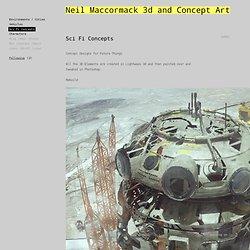 Sci Fi Concepts - Bearfootfilms