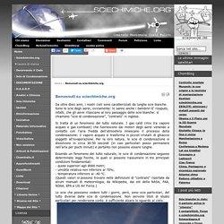 SCIECHIMICHE.ORG - Il sito ufficiale sulle scie chimiche in Italia