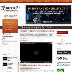 Science and Nonduality
