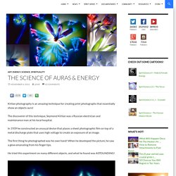 The Science Of Auras & Energy