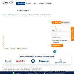 360digitmg Data Science Course in Bangalore