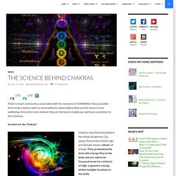 The Science Behind Chakras