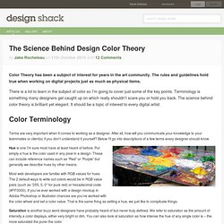 The Science Behind Design Color Theory