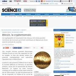 Bitcoin, la cryptomonnaie