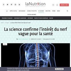 La science confirme l'intérêt du nerf vague pour la santé