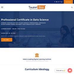 Data Science Course In Connaugh Place CP Delhi