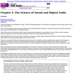 The Science of Sound and Digital Audio (Designing Web Audio) - e-Reading Library