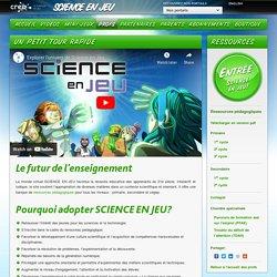SCIENCE EN JEU - Enseignants