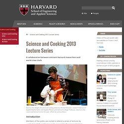 2012 Public Lecture Series