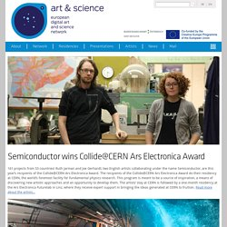 European Digital Art and Science Network