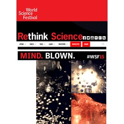 2015 World Science Festival Programs