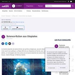 Science-fiction aux Utopiales