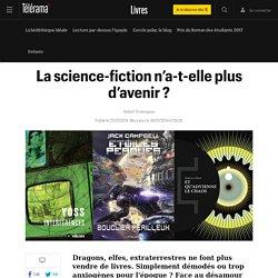 La science-fiction n'a-t-elle plus d'avenir ?