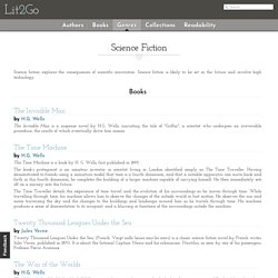 Listen and read - Science Fiction