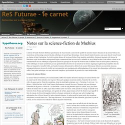 Notes sur la science-fiction de Mœbius