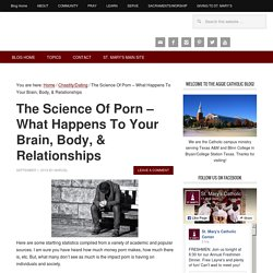 The Science Of Porn – What Happens To Your Brain, Body, & Relationships
