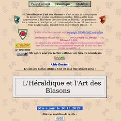 Blason : La science Héraldique et l'Art des Blasons...