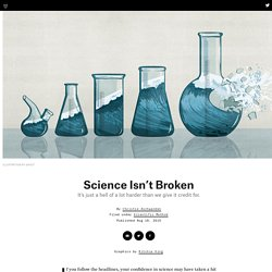 Science Isn't Broken
