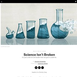 Science Isn't Broken