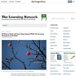 SCIENCE - The Learning Network Blog