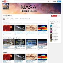 Canal de ScienceAtNASA